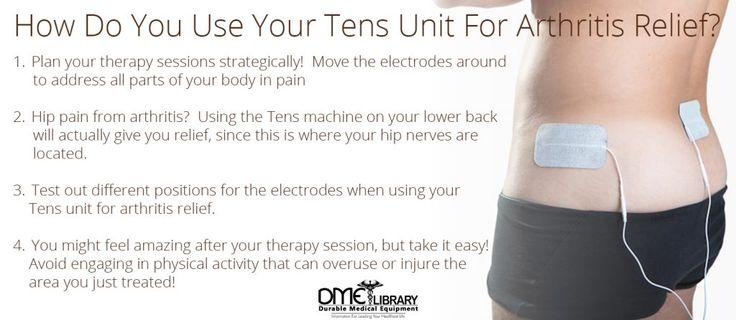 tens machine and rheumatoid arthritis