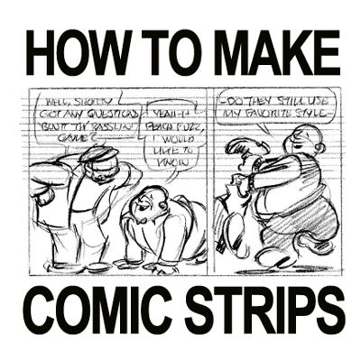 How to Draw Comic Strips with Easy Step by Step Drawing Tutorials. ind out how to start your own comic strip. This very comprehensive article / tutorial will guide you through coming up with a comic strip idea, how to lay out your comic strip page, how to write comic lettering...