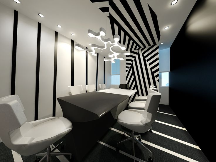 Office Design By Intraform Dubai