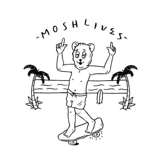Illustration by adedewo #skate #fun #mosh