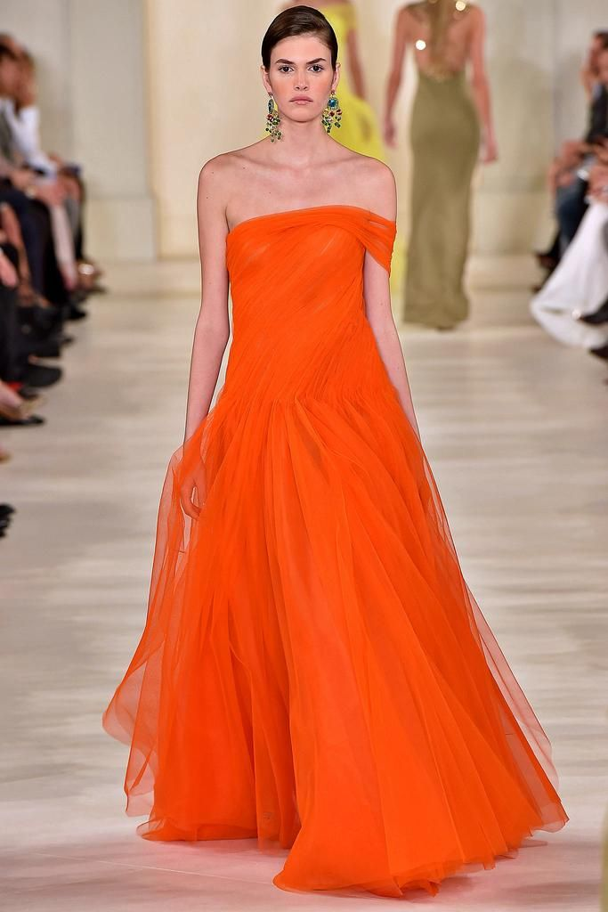 Ralph Lauren Spring 2015 Ready-to-Wear - Collection