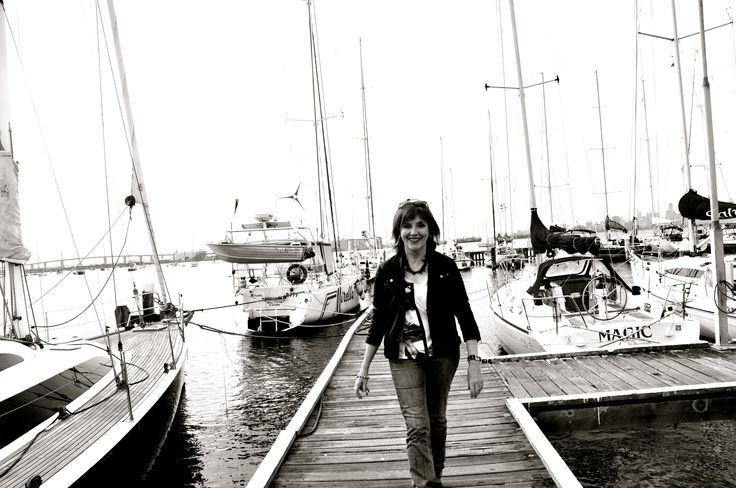 """""""I have enjoyed sailing on Hobie Cats and competed competitively for years."""" Senior Sales Executive, Julie Standen."""