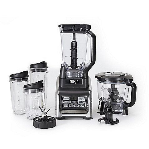 Fuel your body with the consistently delicious and nutritious drinks and foods made in the Nutri Ninja Blender System with Auto-iQ. It's pre-programmed to deliver maximal nutrient extraction with its Pro Extractor Blades and intelligent design.