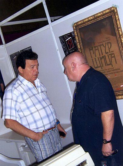 Иосиф Кобзон и Марк Рудинштейн #кобзон #иосифкобзон #рудинштейн