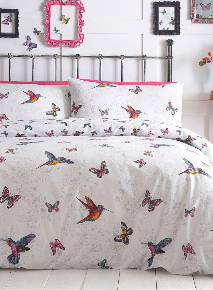 White Crib Set