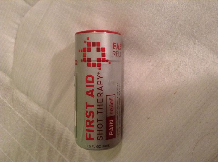 First Aid Shot Therapy #FASTRelief #SurfsUpVoxBox