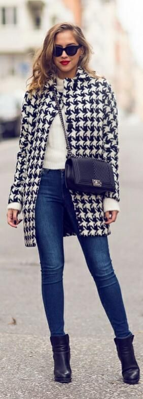 Houndstooth by Kenza