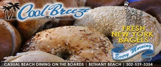 Cool Breeze Cafe, Bethany Beach - Restaurant Reviews - TripAdvisor