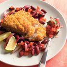 Een heerlijk recept: Mexicaanse koolvis met rode bonen