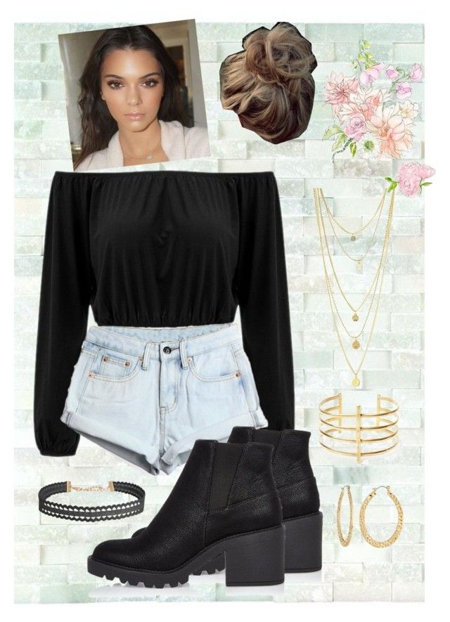 """""""Lazy look ⌛️⏳"""" by imcute1550 on Polyvore featuring WithChic, River Island, BauXo, Fragments and Humble Chic"""