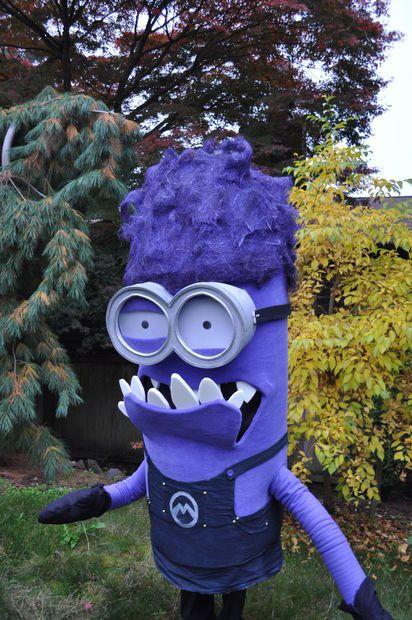 Best 20+ Homemade minion costumes ideas on Pinterest