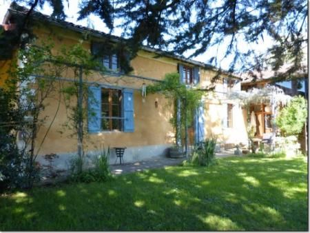 House for sale in Trie-sur-Baïse, France : 3 BED GASCON HOME WITH POOL, TERRACE, BARN, ORCHARD, WOOD & GARDEN OF 7600m2 & LOV...