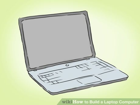 Image titled Build a Laptop Computer Step 1