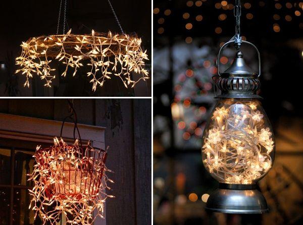 DIY Outdoor Lighting Ideas by Interiorholic.