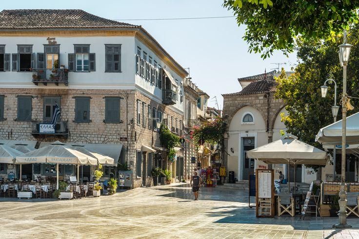 Nafplio town, Greece