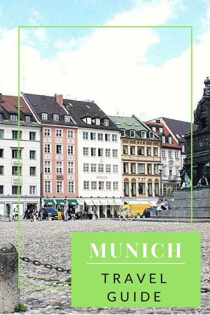 Munich Travel Guide www.anexpatdiary.com  If you are a Germany Lovers, check out this Germany collection, you may like it :)  https://etsytshirt.com/germany  #germanylovers #ilovegermany