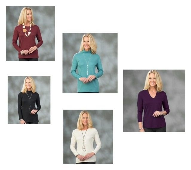 """""""Long Sleeved Pima Cotton"""" by spiritoftheandes on Polyvore"""