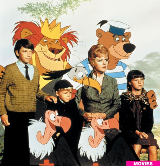 "Bedknobs and Broomsticks: ""Treguna, Mekoites, and Tracorum Satis Dee"" (I can still sing the song in my head, but I had to look it up to get the spelling right)"