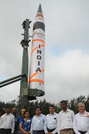 Agni-V scripts long-range success
