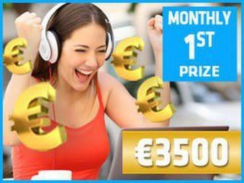 Wygraj 3500 euro w Loteria Tombola w SiteTalk.com