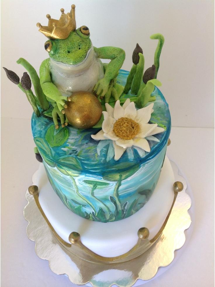 Michael Angelos Chocolate And Vanilla Cake
