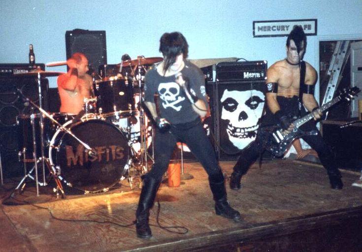 Misfits - Robo, Glenn Danzig, Doyle (1983)