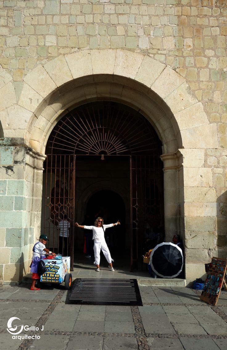 Centro Cultural Santo Domingo, Oaxaca, Méx