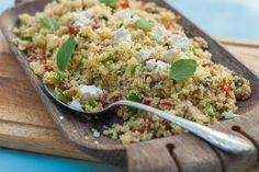 Aprenda uma receita super simples de cuscuz marroquino para incrementar o seu Natal!