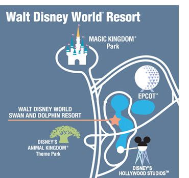 2013 Family Vacation Location. Walt Disney World Marathon here we come!
