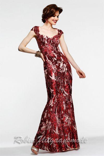 #galajurk #feestjurk #partydress #promdress #missverkiezing #glitter #rood #red #sparkle http://www.galajurk.nl/images/galajurken-2-140-v.jpg