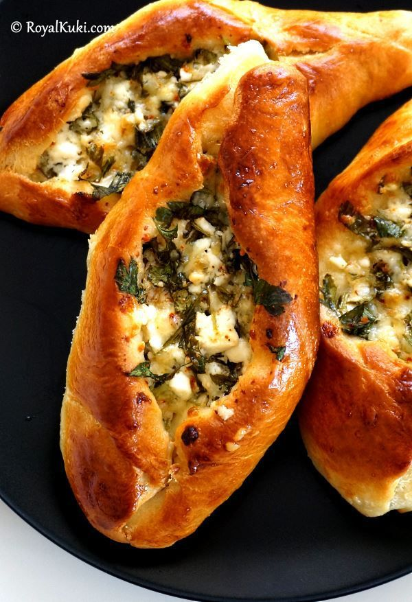 Peynirli Mini Pide