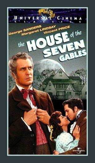 The House of the Seven Gables - Siete Torres, La casa de los siete tejados - 1940: