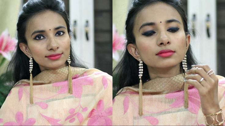 Indian Wedding Guest Makeup Look | Tutorial for Bridesmaid