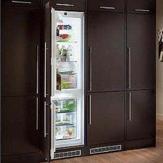 "Lien here 24"" Fully Integrated Refrigerator No Frost"