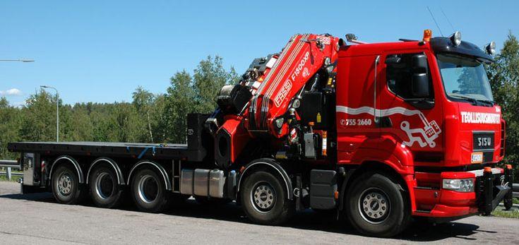 Ditzj.de - Sisu R500 - Teollisuusmuutot