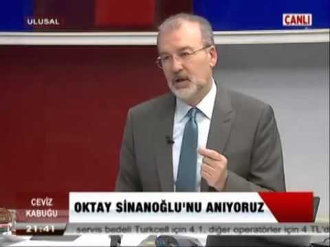Oktay Sinanoğlu - Türkiye 1945 den beri resmen Amerikanın işgali altında ? - YouTube