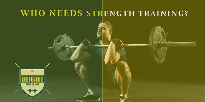 Stength Training - Strength training is mainly done to avoid decrease in bone density and strength. It also helps to increase metabolic rate and burn calories at ease. Moreover, looking fit gives a kind of confidence which is hard to explain. Every time, when a person looks into the mirror, he feels proud of his effort.