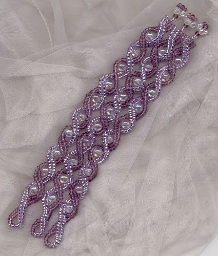 free beaded bracelet patterns | Beads / Perlen