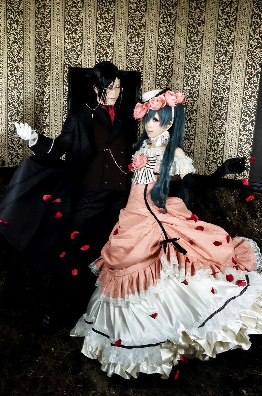 Kuromitu(黒蜜) Ciel Phantomhive Cosplay Photo - Cute WorldCosplay