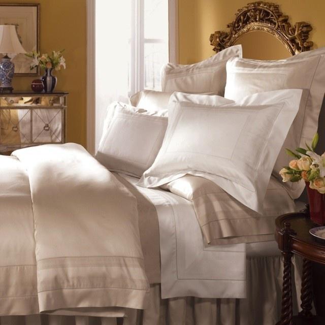opulent luxuriouse bedding sferra capri bedding collection