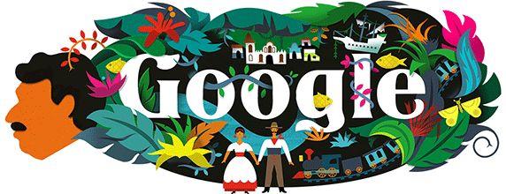 91 год со дня рождения Габриэля Гарсиа Маркеса