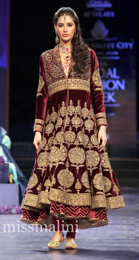 India #Bridal Week grand finale | JJ Valaya
