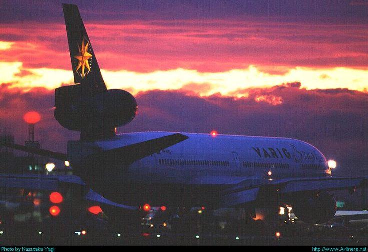 McDonnell Douglas MD-11 - Varig | Aviação Foto # 0039764 | Airliners.net