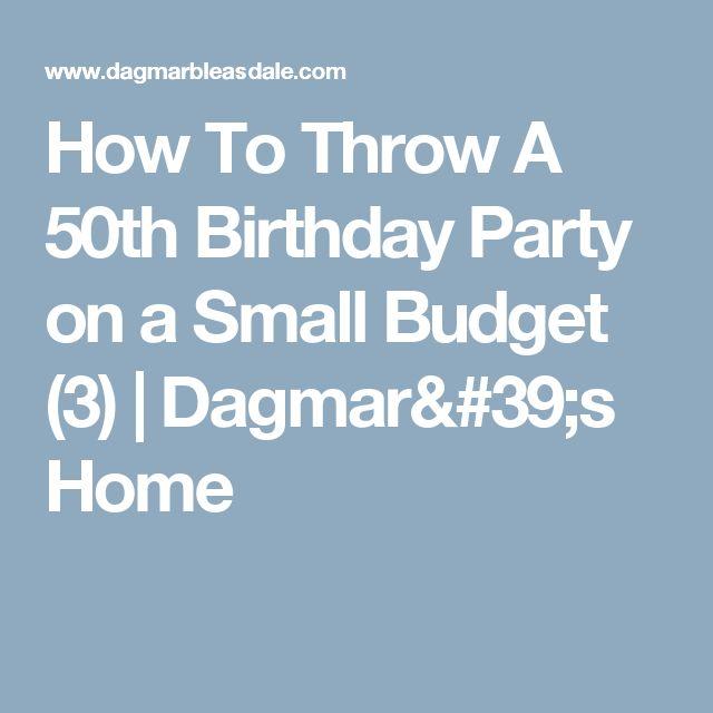 The 25+ Best 50th Birthday Ideas On Pinterest