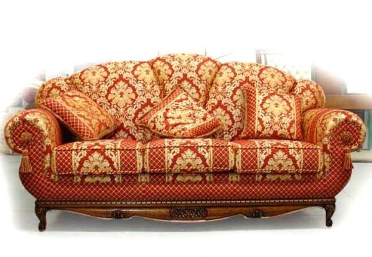 Tresor barokk kanapé 3 személyes