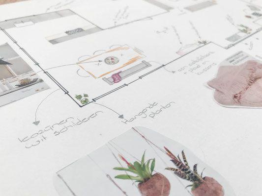 Project Arnhem - Interieuradvies en styling door Little Deer!