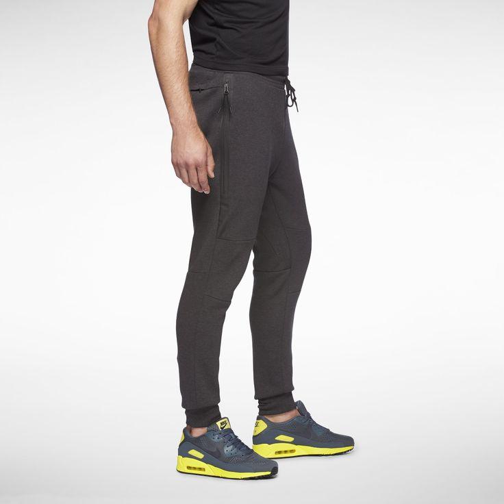 nike tech fleece mens pants clothing pinterest
