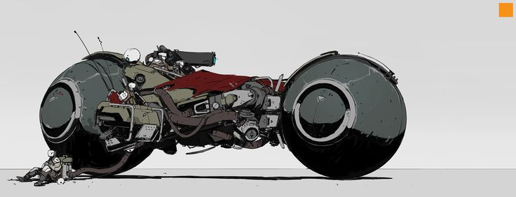Vehicles and dudes by Darren Bartley on ArtStation.