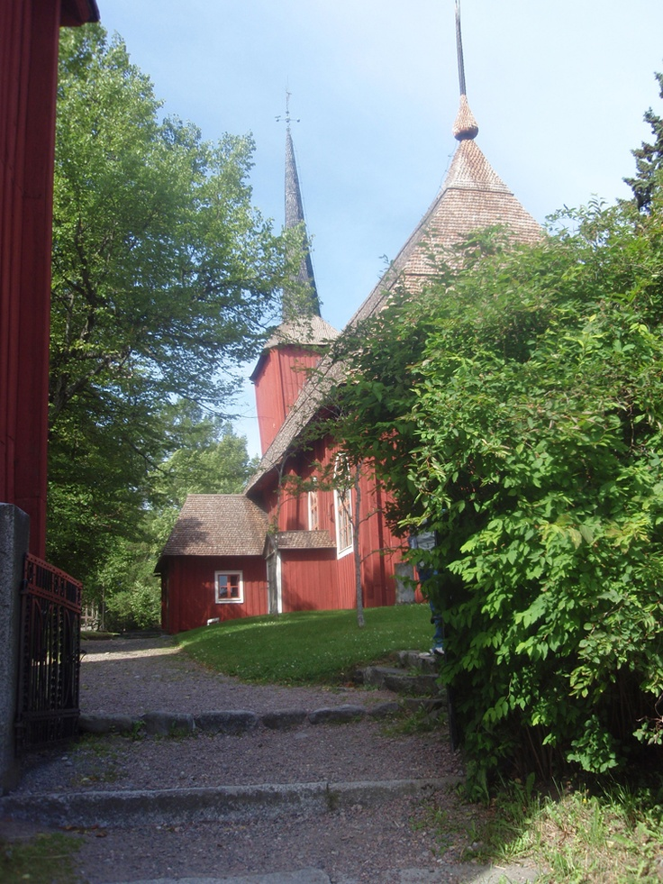 Kristiinankaupunki Old Church