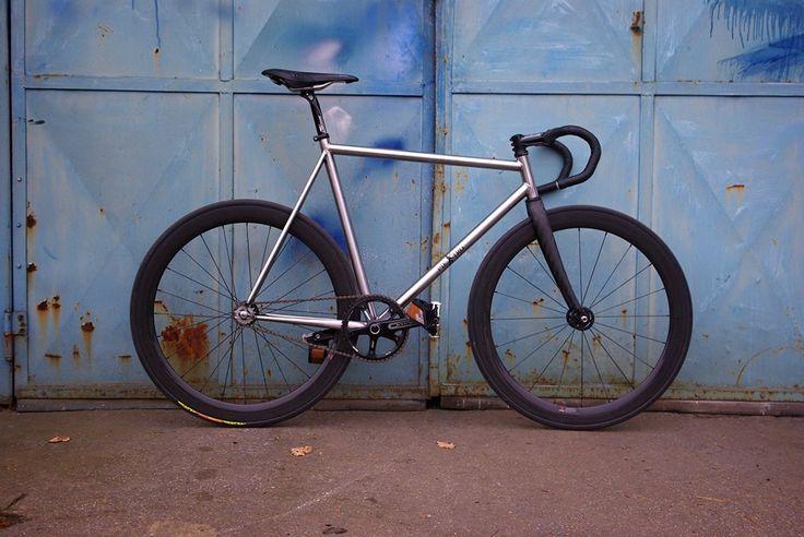 Pietro custom steel Columbus XCr